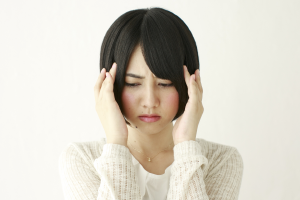 頭痛・眼精疲労・めまい・耳鳴り・口内炎